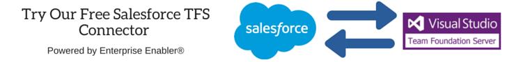 Salesforce TFS Connector
