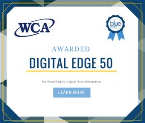 WCA award