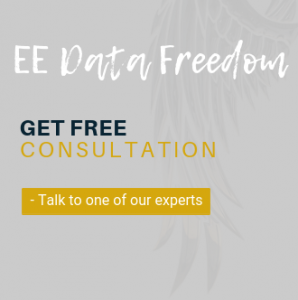 Data freedom free consultation